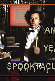 The Eric Andre New Year's Eve Spooktacular Poster