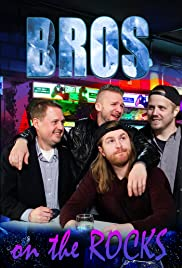 BROS. On The Rocks Poster