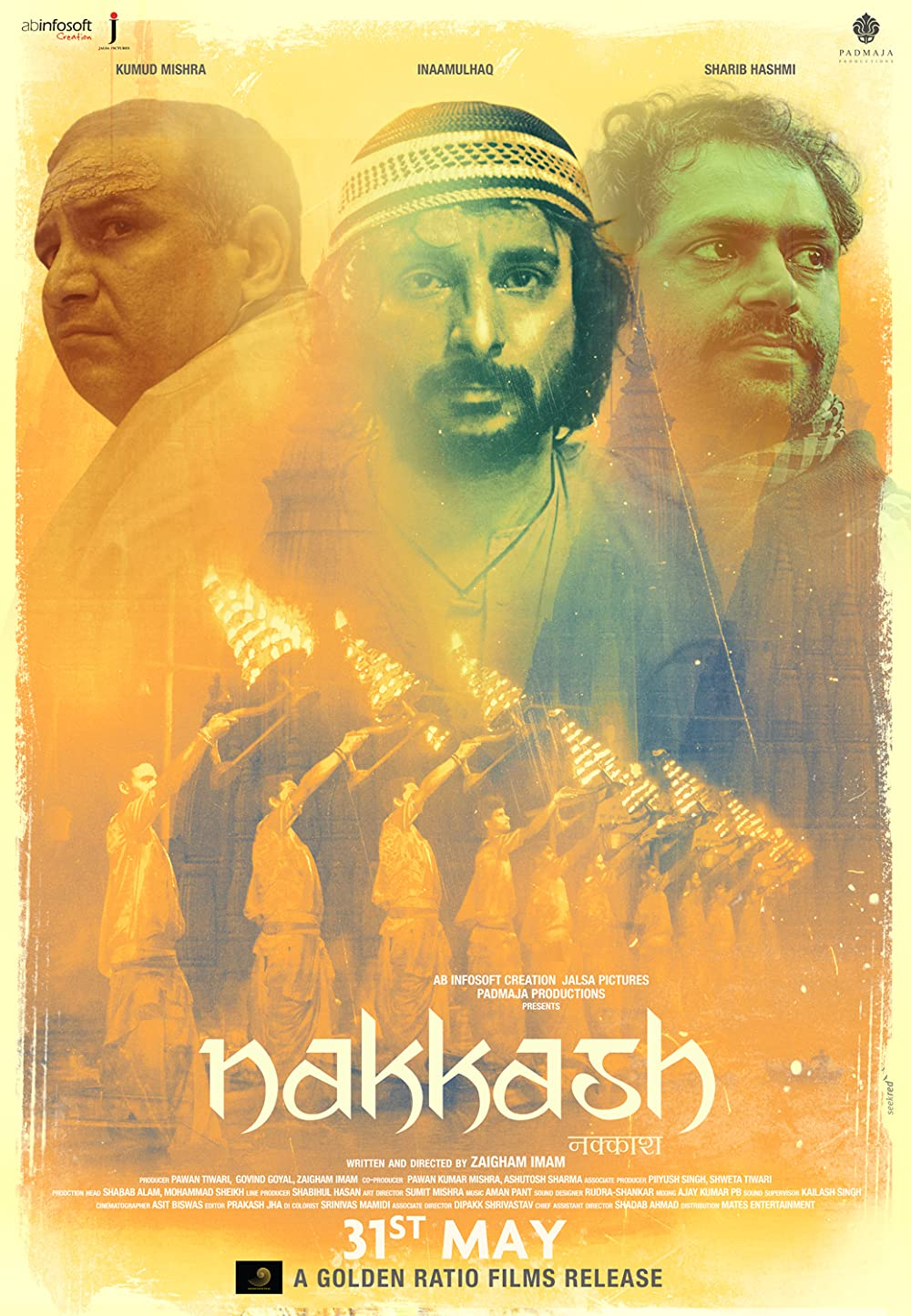 Nakkash 2019 Hindi Movie 720p HDRip 600MB x264 AAC