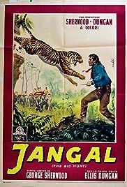 The Big Hunt Poster