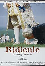 Ridicule Poster