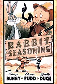 Rabbit Seasoning (1952) Poster - Movie Forum, Cast, Reviews