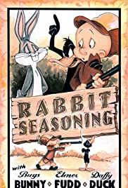 Rabbit Seasoning Poster