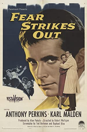 Where to stream Fear Strikes Out
