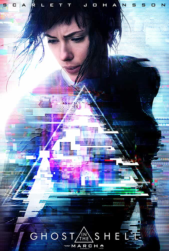 Download Ghost in the Shell (2017) Full Movie 480p [400MB] | 720p [800MB] | 1080p [2.5GB] | [Hindi Subs] {English}