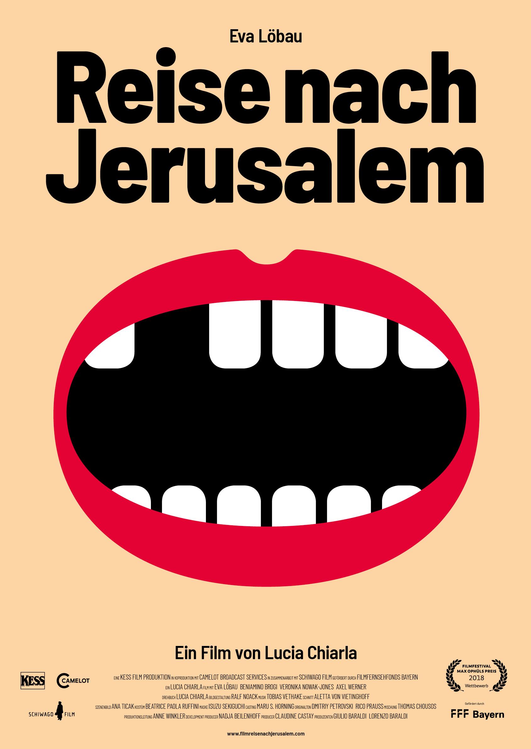 Reise Nach Jerusalem 2018 Imdb