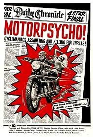 Alex Rocco in Motorpsycho! (1965)