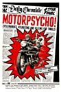 Motorpsycho! (1965) Poster