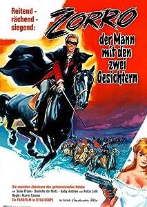 Quality free movie downloads Il segno di Zorro Spain [UHD]
