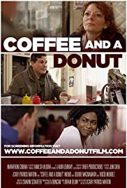 Coffee and a Donut Poster