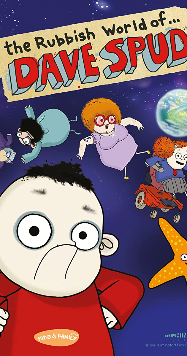 Download The Rubbish World of Dave Spud or watch streaming online complete episodes of  Season1 in HD 720p 1080p using torrent