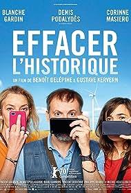 Corinne Masiero, Denis Podalydès, and Blanche Gardin in Effacer l'historique (2020)