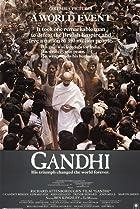 Gandhi (1982) Poster