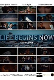 Life Begins Now Poster