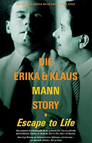 Where to stream Escape to Life: The Erika and Klaus Mann Story