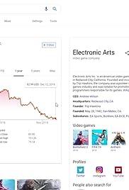 EA Got Woke and Went Broke, Stock Price Plummets Poster