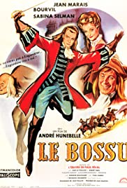 Le Bossu (1959) Poster - Movie Forum, Cast, Reviews