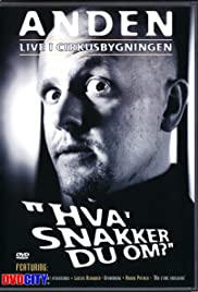 Anders Matthesen: Hva' snakker du om?(2001) Poster - Movie Forum, Cast, Reviews