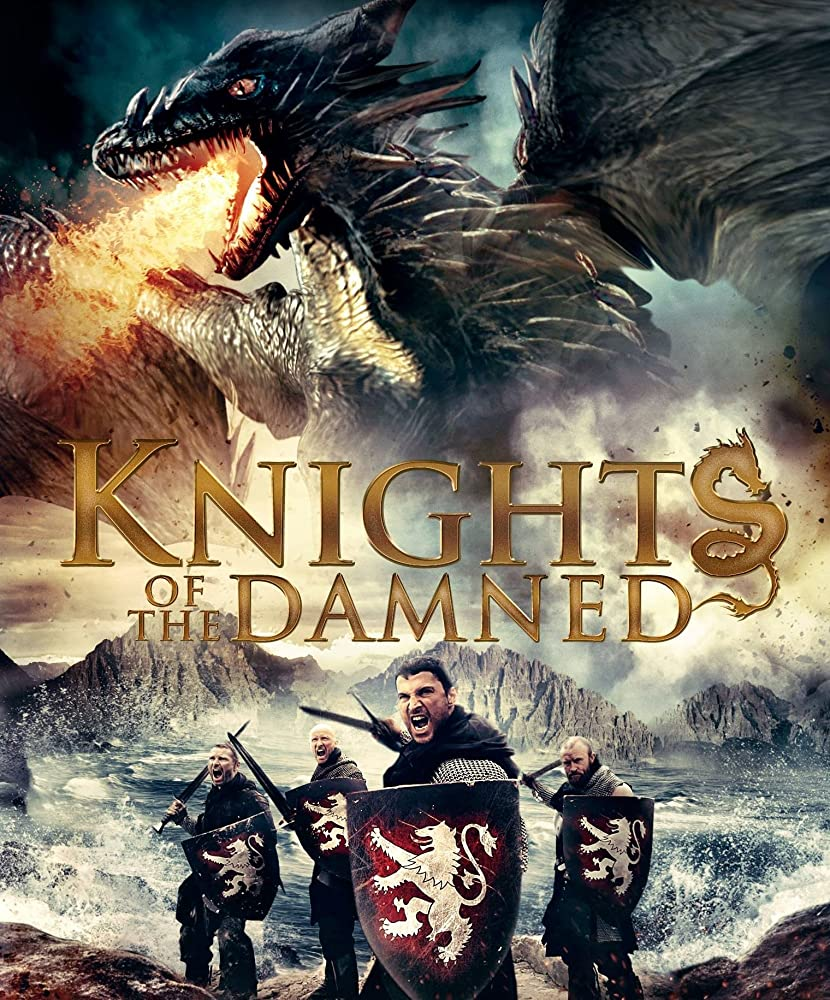Knights of The Damned 2017 Hindi Dual Audio 720p BluRay 750MB Download