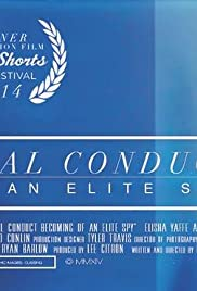 Professional Conduct Becoming of an Elite Spy Poster