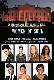 In Performance at the White House: Women of Soul Poster