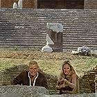 Marcello Mastroianni and Ursula Andress in La decima vittima (1965)