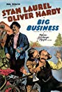 Big Business (1929) Poster