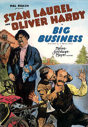 Big Business (1929) DVDRip