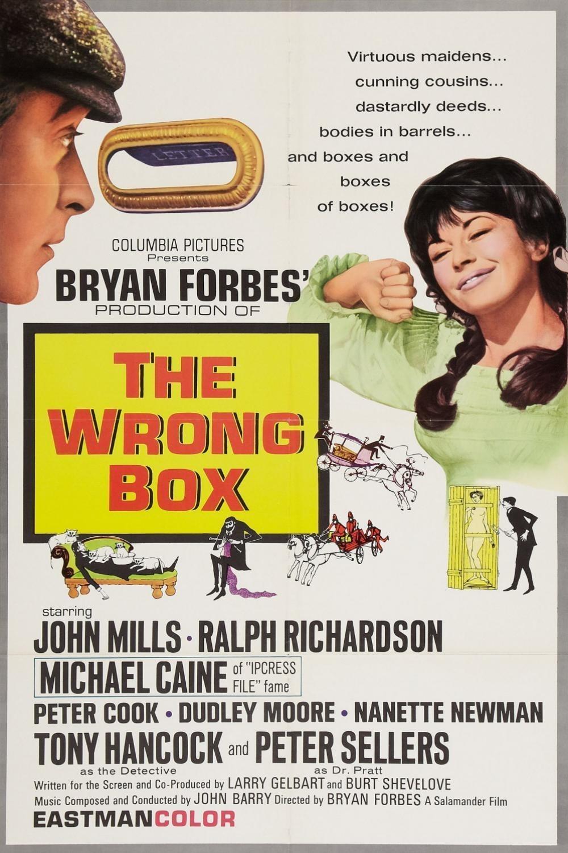 The Wrong Box (1966) - IMDb