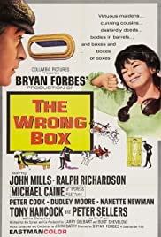 The Wrong Box Poster