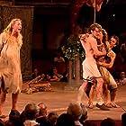 Olivia Ross, Sarah MacRae, and Joshua Silver in Shakespeare's Globe: A Midsummer Night's Dream (2014)