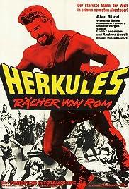 Hercules Against Rome Poster