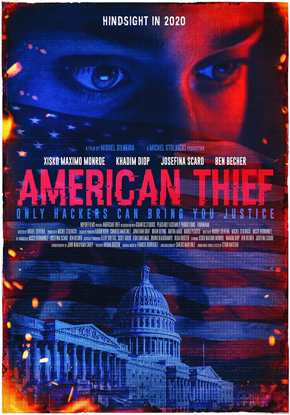 American Thief 2021 English 720p HDRip 800MB | 255MB Download
