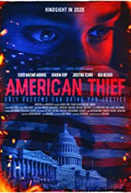 Xisko Maximo Monroe in American Thief (2020)