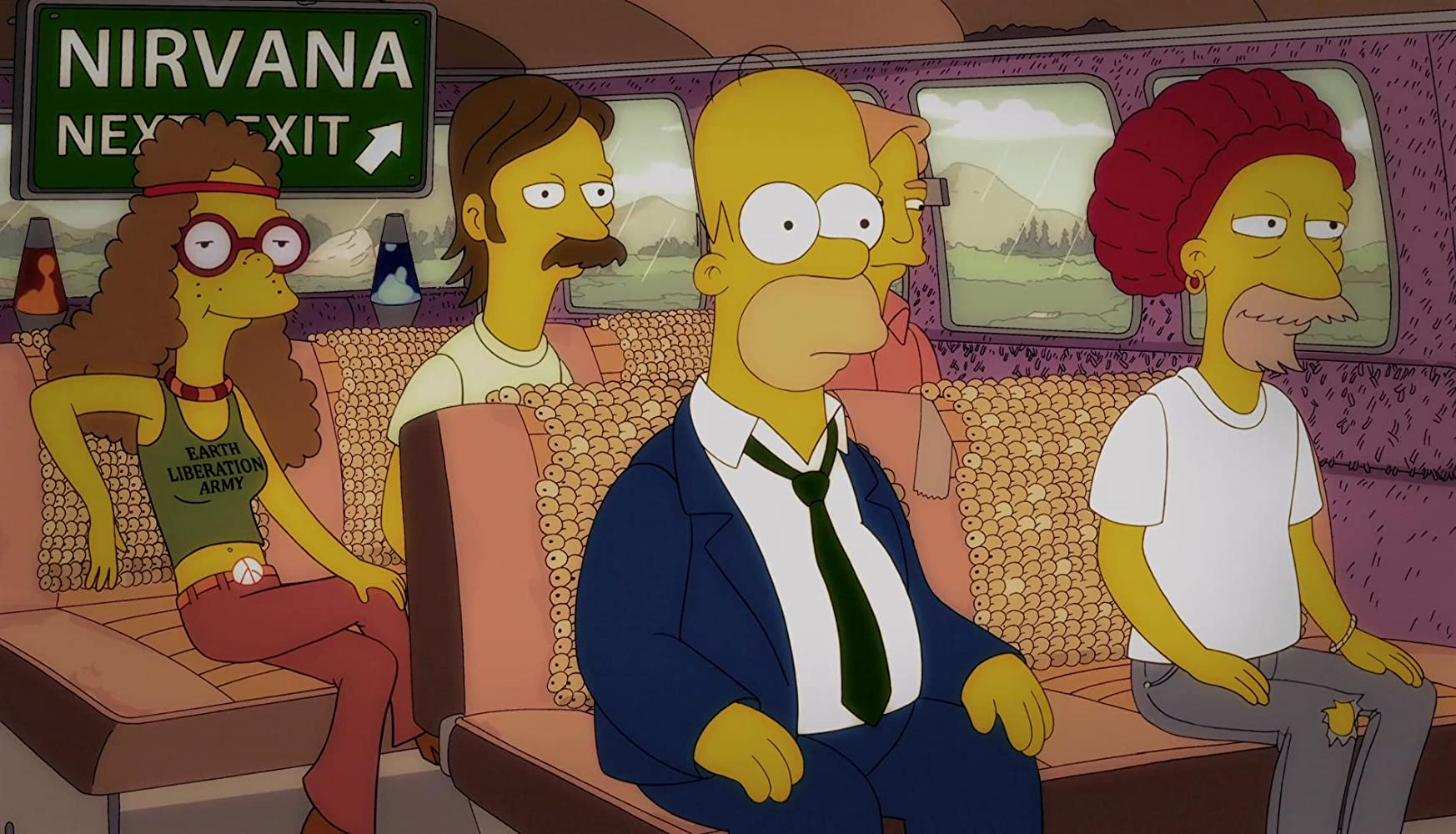 Top Ten TV-Shows for Cryptocurrency Enthusiasts: 5. The Simpsons