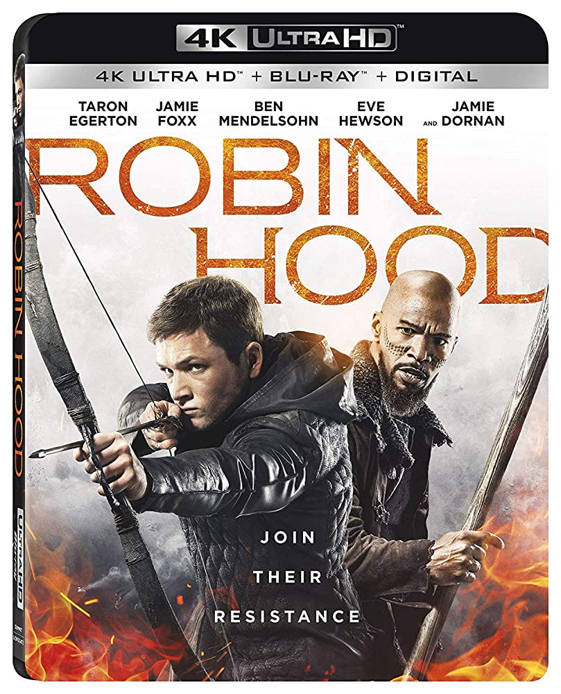 Phim Siêu Trộm Lừng Danh Robin Hood - Robin Hood (2018)