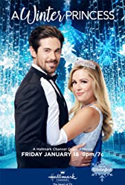 A Winter Princess Poster