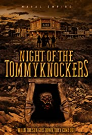 Night of the Tommyknockers Poster