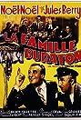 La famille Duraton (1939) Poster