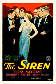 Otto Hoffman, Tom Moore, Dorothy Revier, Cliff Saum, and Norman Trevor in The Siren (1927)