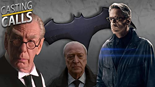 Who Nearly Played Alfred Pennyworth?