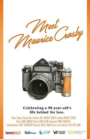 Meet Maurice Crosby