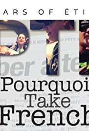 Pourquoi Take French? - 25 Years of Étienne Poster