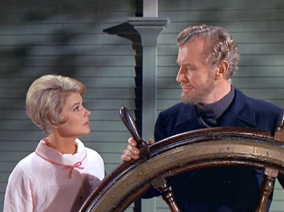 The Ghost & Mrs. Muir (1968)