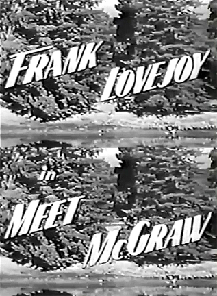 Meet McGraw (1957)