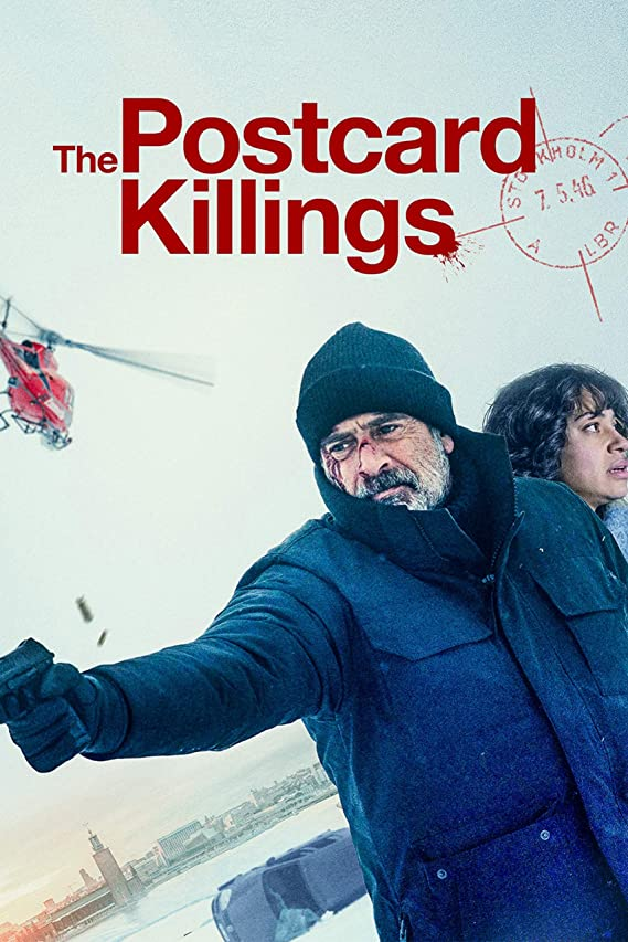 The Postcard Killings (2020) Hindi Dubbed