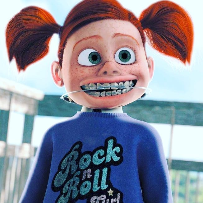 LuLu Ebeling in Finding Nemo (2003)