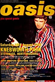Oasis: Second Night Live at Knebworth Park Poster