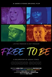 FREE to BE Poster