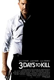 3 Days to Kill - Son Üç Gün  izle
